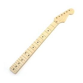 """Manche LBF Stratocaster touche érable radius 7-1/4"""" profil V"""
