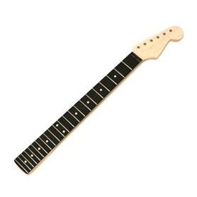 """Manche LBF Stratocaster touche ébène radius 12"""" profil C"""