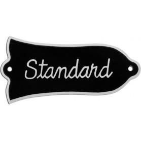 Plaque trussrod type Gibson standard