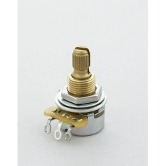 Potentiomètre guitare US CTS mini 250k log
