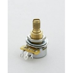 Potentiomètre guitare US CTS mini 500k log