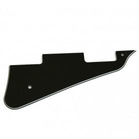 Plaque protection LesPaul noir 3 plis