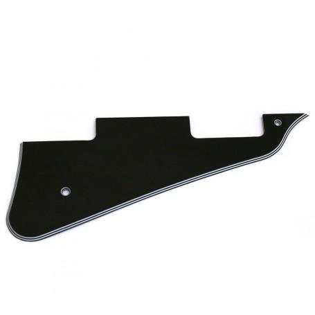Plaque protection LesPaul noir 5 plis