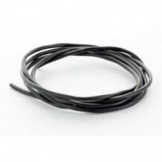 Fil câblage guitare Mogami® 2 conducteurs + masse noir