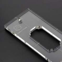 Gabarit 10mm défonce micro humbucker