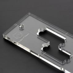 Gabarit 10mm défonce micro precision bass