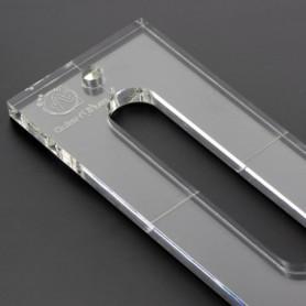 Gabarit 10mm défonce cavité elec type Telecaster