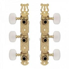 Mécaniques classiques Gotoh 35G420 doré