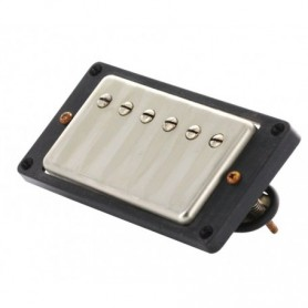 Set 2 micros humbucker Giovanni GVH59 nickel vieilli