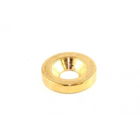 4 inserts pour fixation manche doré