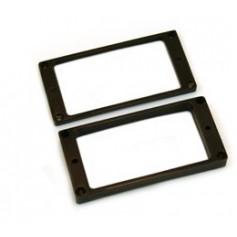 Lot 2 contours métal table bombée LesPaul® US noir