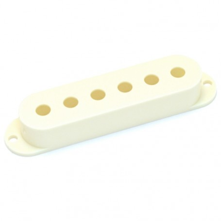 Capot micro type Stratocaster vieux blanc