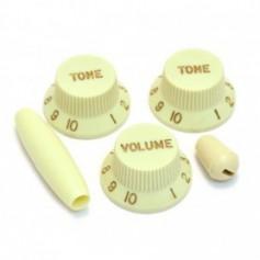 Kit 5 boutons US Stratocaster® mint vert