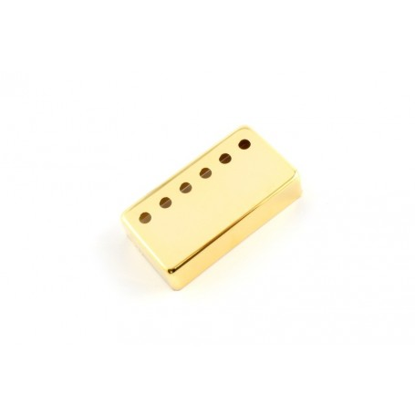 Capot humbucker silver nickel 6 trous doré 52,8mm