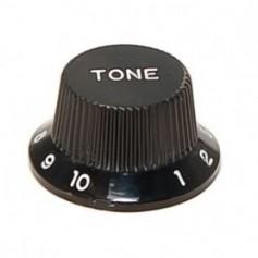 Bouton type Stratocaster® tone noir