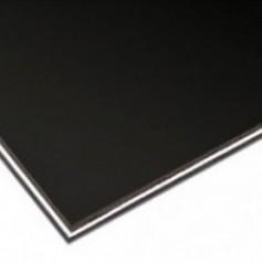Pickguard guitare a découper 30x45cm noir 3 plis