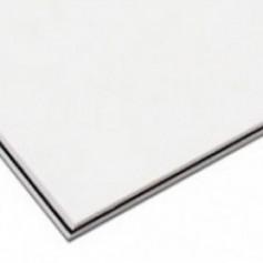 Pickguard guitare a découper 30x45cm blanc 3 plis