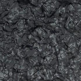 Plaque vierge à decouper 30x45cm noir nacré 3 plis