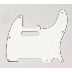 Plaque guitare Telecaster® US vieux blanc