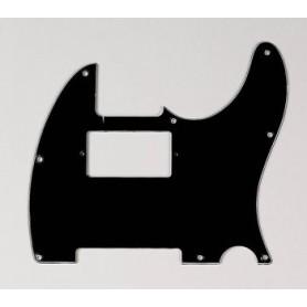 Plaque guitare Telecaster US humbucker noire