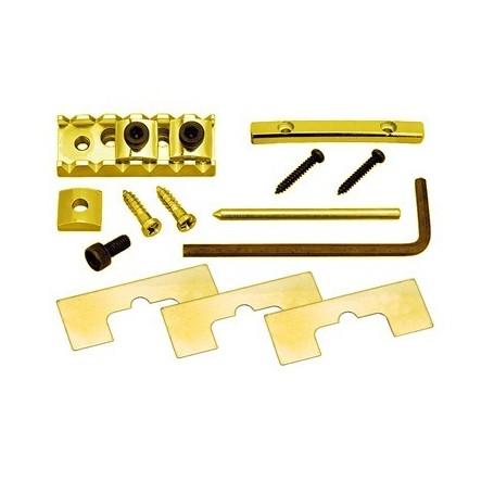 Sillet bloc-cordes Gotoh largeur 43mm doré