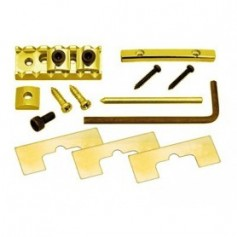 Sillet bloc-cordes Gotoh® largeur 43mm doré