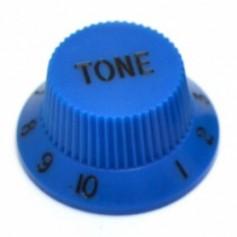Bouton type Stratocaster® tone bleu