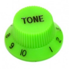 Bouton type Stratocaster® tone vert