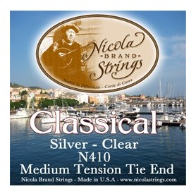 Cordes guitare classique Sfarzo tension medium