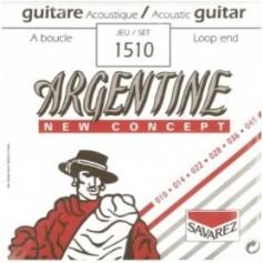 Cordes guitare manouche Argentine 1510 boucle 10-45