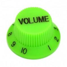 Bouton type Stratocaster® volume vert