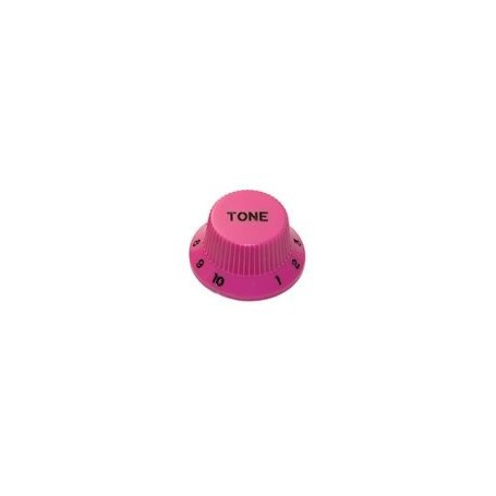 Bouton type Stratocaster tone rose