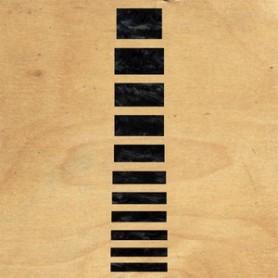 Sticker guitare touche Jazz Bass bloc noir pearl basse