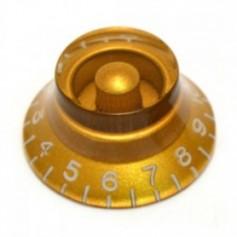 Bouton type LesPaul® US hut doré