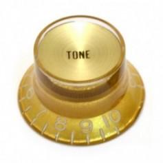 Bouton type SG® US tone doré