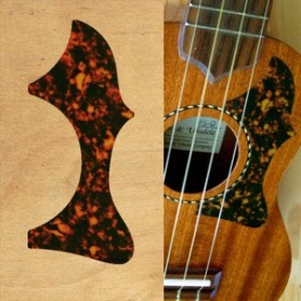 Sticker guitare ukulele pickguard