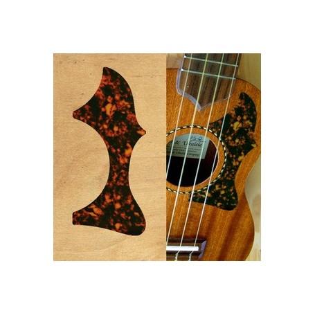 Sticker guitare ukulele pickguard