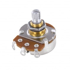Potentiomètre guitare métrique court Stratocaster® 250k log