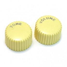 Lot 2 boutons Harmony cupcake 1 vol + 1 ton