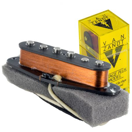 Micro Van Zandt® Stratocaster® Vintage Plus