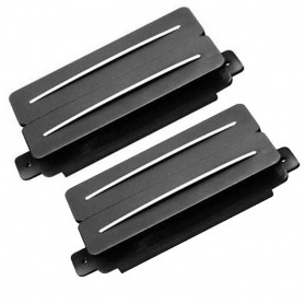 Set 2 micros humbucker Joe Barden® Two Tones noirs