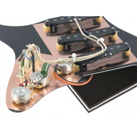Pickguard Stratocaster Van Zandt Vintage + noir