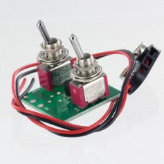 Circuit Boost & Gain VTB2 actif mini switch