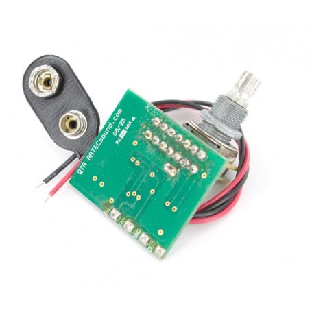 Circuit sound color QTA actif 5 positions pour Stratocaster