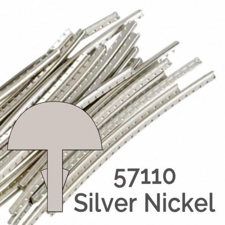 24 frettes Jescar silver nickel 57110 2,80x1,45