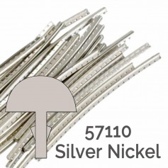 24 frettes Jescar® silver nickel 57110 2,79x1,45mm