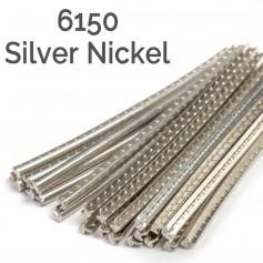 Frettes guitare silver nickel