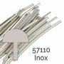 24 frettes Jescar® Inox 57110 2,79x1,45mm