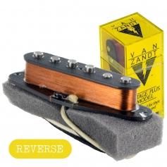 Micro Milieu Van Zandt® Stratocaster® Vintage Plus RWRP Reverse