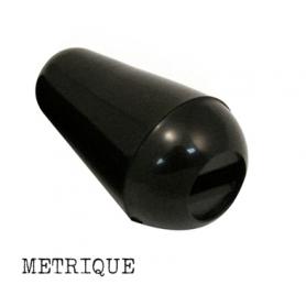 Bouton sélecteur Stratocaster® noir Métrique
